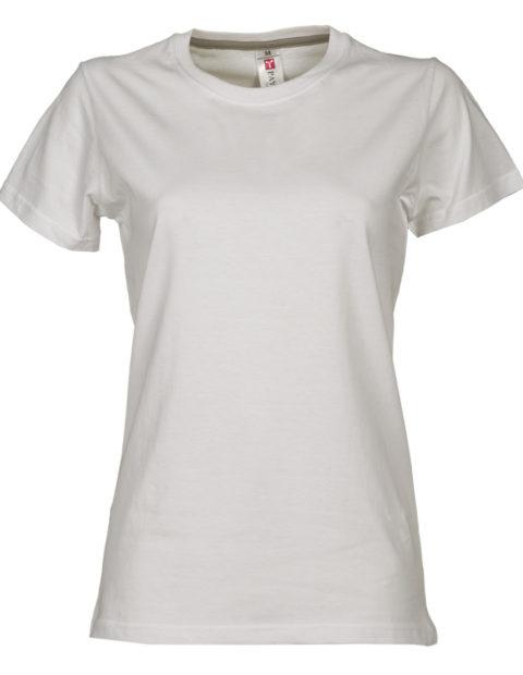 T-shirt Sunset Lady