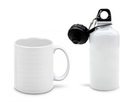 Tazze e Bottiglie riutilizzabili
