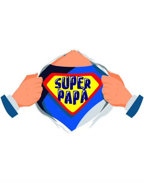 Stampa Super Papà
