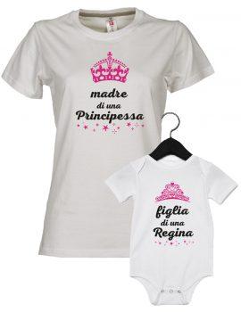 Mamma regina figlia principessa